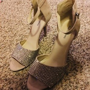 Shoes - Diamond Pumps